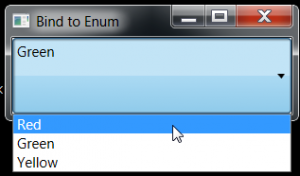 enum data-binding wpf control